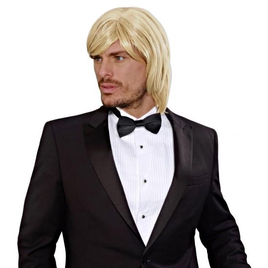 Herenpruik Duitser blond