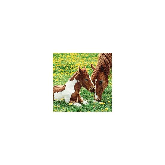 Paarden servetten 20 stuks