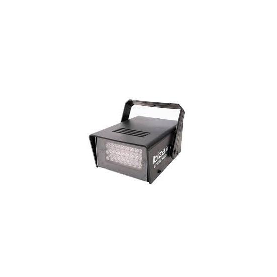 Stroboscoop lampen wit