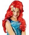 Rode zeemeermin kinderpruik