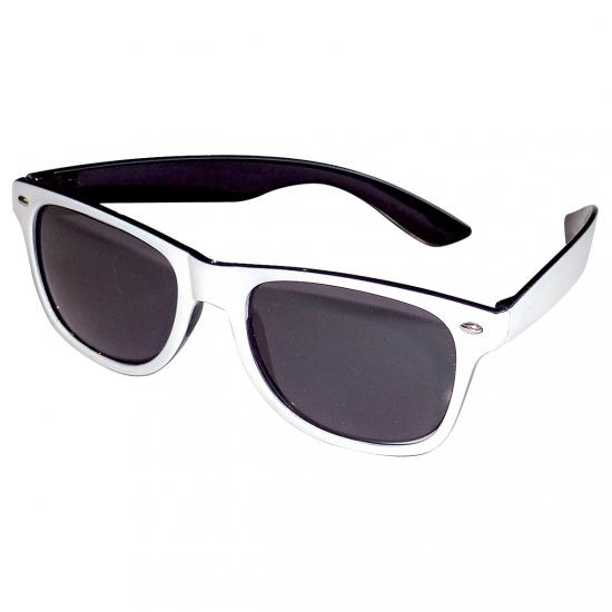 ff43a6dbf84a77 Blues brothers bril zwart wit kopen voor 4.95 bij pruik-kopen.nl.