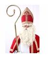 Sinterklaas sinterklaas pruik met baard en snor voor volwassenen